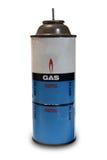 Il vecchio gas può Fotografia Stock Libera da Diritti