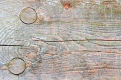 Il vecchio legno si imbarca sul fondo di struttura Fotografia Stock