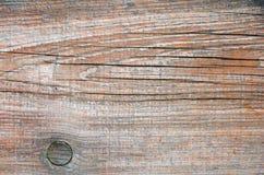 Il vecchio legno si imbarca sul fondo di struttura Fotografie Stock