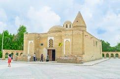 Il vecchio mausoleo Fotografia Stock Libera da Diritti