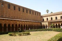 Il vecchio monastero Immagini Stock Libere da Diritti