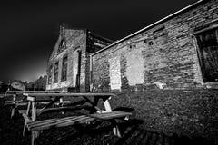 Il vecchio mulino Fotografie Stock