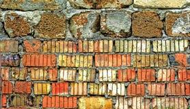 Il vecchio muro di mattoni immagine stock libera da diritti