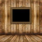 Il vecchio oro incornicia lo stile del Victorian Fotografie Stock
