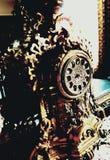 Il vecchio orologio fotografie stock libere da diritti