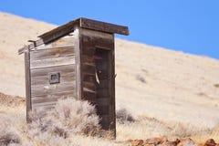 Il vecchio ovest fuori alloggia Fotografie Stock