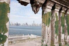 Il vecchio Panama Immagini Stock