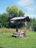 Il vecchio pozzo Fotografia Stock