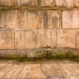 Il vecchio roome di pietra Fotografia Stock Libera da Diritti