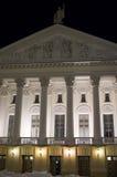 Il vecchio teatro Fotografia Stock