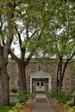 Il vecchio tribunale di Vaudreuil-Dorion Fotografia Stock