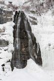 Il velare nuziale cade canyon Utah di Provo Immagine Stock