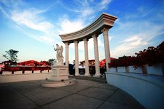 Il Venezia Hua-hin fotografia stock