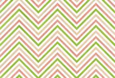 Il verde dell'acquerello, rosa ed il beige barra il fondo, gallone Fotografie Stock