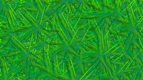 il verde di erba 3d ha reso la struttura fotografia stock libera da diritti