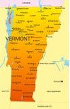 Il Vermont Fotografie Stock Libere da Diritti