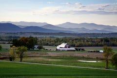 Il Vermont occidentale immagini stock