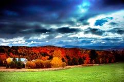 Il Vermont, S.U.A. Fotografia Stock