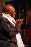 Il vescovo Emeritus Desmond Tutu dell'arco Fotografie Stock Libere da Diritti