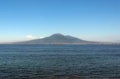 Il Vesuvio Fotografie Stock