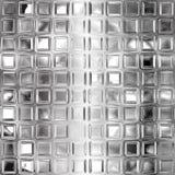Il vetro in bianco e nero senza giunte copre di tegoli la struttura royalty illustrazione gratis