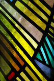 il vetro ha macchiato Fotografia Stock Libera da Diritti