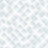 Il vetro o lo specchio bianco quadra il modello senza cuciture geometrico, vettore Immagine Stock Libera da Diritti