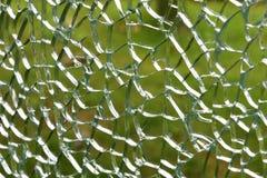 Il vetro rotto Immagine Stock Libera da Diritti