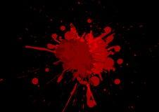 Il vettore schizza il fondo di colore rosso Disegno dell'illustrazione Immagine Stock Libera da Diritti