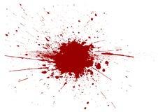 Il vettore schizza il fondo di colore rosso illustraitttion Fotografie Stock