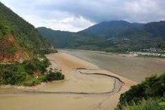 Il viaggio della Cina il Yunnan nota 34 Immagini Stock