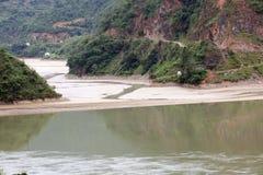 Il viaggio della Cina il Yunnan nota 35 Fotografia Stock Libera da Diritti