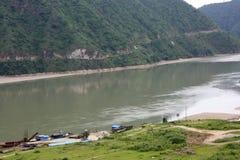 Il viaggio della Cina il Yunnan nota 36 Fotografia Stock Libera da Diritti