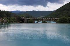 Il viaggio della Cina il Yunnan nota 42 Fotografia Stock