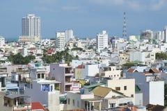 Il Vietnam Aree urbane dense Fotografia Stock