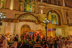 Il Vietnam - Ho Chi Minh City - Saigon Fotografie Stock