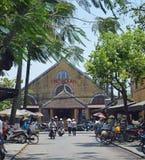 Il Vietnam - Hoi An - Cho Hoi An - mercato locale Fotografia Stock