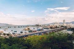 Il Vietnam Nha Trang Immagini Stock Libere da Diritti