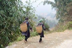 Il Vietnam tribale Immagini Stock Libere da Diritti