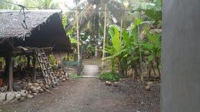 Il villaggio immagine stock