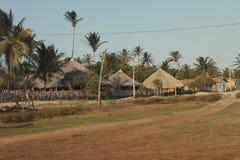 Il villaggio di Atins Fotografia Stock