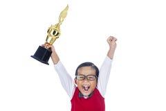 Il vincitore Fotografie Stock