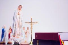 Il Virgin Mary Fotografia Stock Libera da Diritti