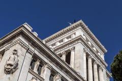 IL Vittoraino, monument aan Victor Emmanuel, Rome royalty-vrije stock foto's