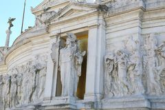 Free Il Vittoriano Royalty Free Stock Images - 124352129