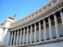 Il Vittoriano Stock Photography