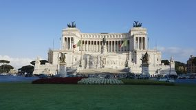 Free Il Vittoriano In Piazza Venezia, Rome, Italy Stock Image - 108561691