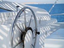 Il volante Fotografia Stock