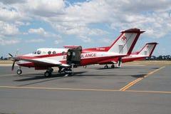 Il volo falsifica gli aeroplani Fotografia Stock