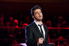 Il Volo, Gianluca Ginoble Royalty Free Stock Image